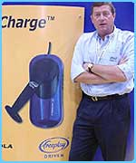 Rory Stear: the man who invented the charger