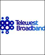 Telewest log, Logo