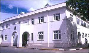 Zimbabwe's parliament