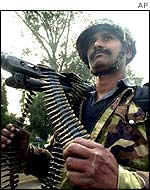 Pakistan border soldier