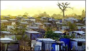 The Village of Hope on the outskirts of San Salvador