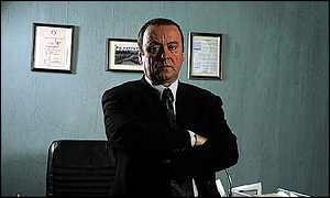 Alex Norton in Taggart
