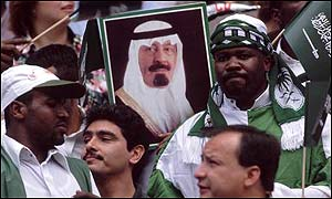 Saudi Arabia fans are hoping Nassar Al Johar can take them to victory