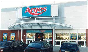 Experian Background Checking >> BBC News | BUSINESS | Argos sales boost GUS