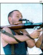 Australian David Hicks, who was trained by al-Qaeda