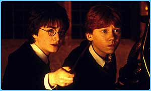 First pic from Chamber of Secrets