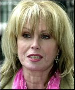 Joanna Lumley backs campaign to return marbles