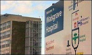 Walsgrave Hospital