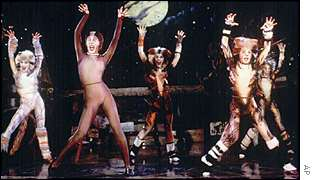Cats won a host of awards after opening in 1981