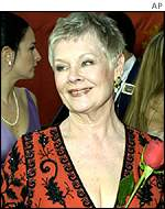 Judi Dench was due to be part of the original cast
