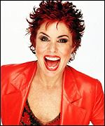 Ruby Wax is competing against Trisha and This Morning