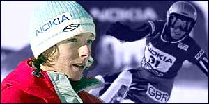 Lesley McKenna speaks to BBC Sport Online about her Winter Olympics preparations