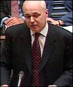 Tory leader Iain Duncan Smith