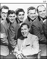 Bill Haley and the Comets had hits in the 1950s