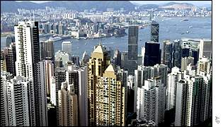 Hong Kong's Victoria Harbour