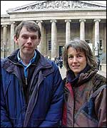 Simon and Linda Faulkner