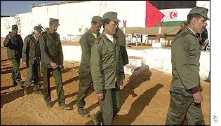 Moroccan prisoners of wars