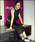 Mel C launched Virgin Radio's digital service in 1999