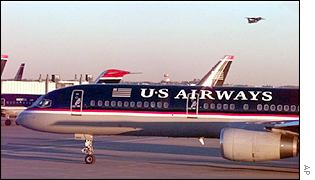 US Airways Boeing 757
