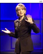Head of HP, Carly Fiorina