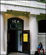 The ICA hosted Hirst's first major London show in 1992