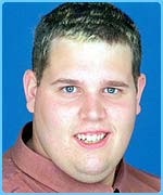 Rik Waller from Pop Idol