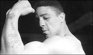 Former middleweight champion of the world Randolph Turpin
