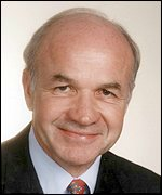Kenneth Lay, Enron chief executive