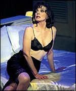 Linda Gray is London's last Mrs Robinson
