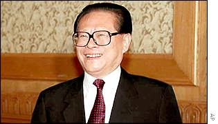 President Jiang Zemin of China