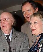John Bayley, Jim Broadbent, Dame Judi Dench
