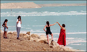 The Dead Sea, AP
