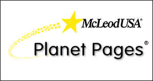 McLeod USA yellow pages