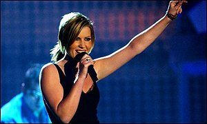 Dido sold four million copies of album No Angel
