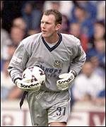 Dave Beasant is keeping Kawaguchi out of the Portsmouth first-team