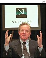 Former Netscape CEO Jim Barksdale