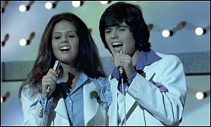 Donny and Marie were huge stars in the 1970s