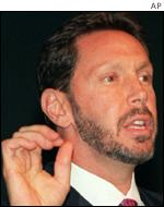 Larry Ellison, AP
