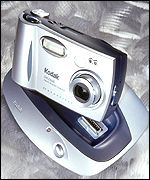 A digital camera from Kodak