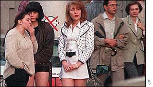serb prostitute kosovo