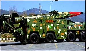 Ghauri missile