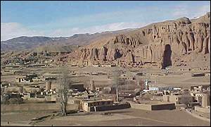 bamiyan afghanistan airport