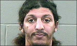 Alleged shoe bomber Richard Reid