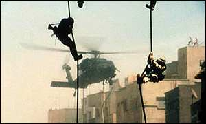 Black Hawk Down is tipped for Oscar nominations