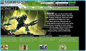 Bionicle by Lego