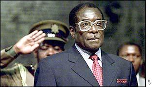 BBC News | AFRICA | Zimbabwe faces sanctions threat