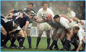 Scotland stopped England winning the Triple Crown in 2000