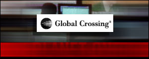 Global Crossing logo graphics
