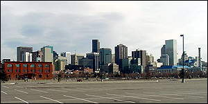 Denver is a Western boom town