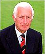 Brentford chairman Ron Noades